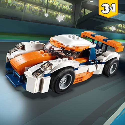 LEGO Creator 31089 - Rennwagen - Amazon - Prime