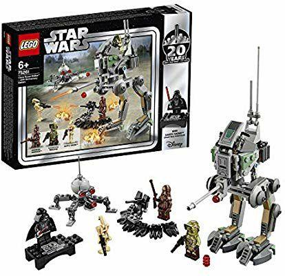 LEGO Star Wars Clone Scout Walker – 20 Jahre LEGO Star Wars