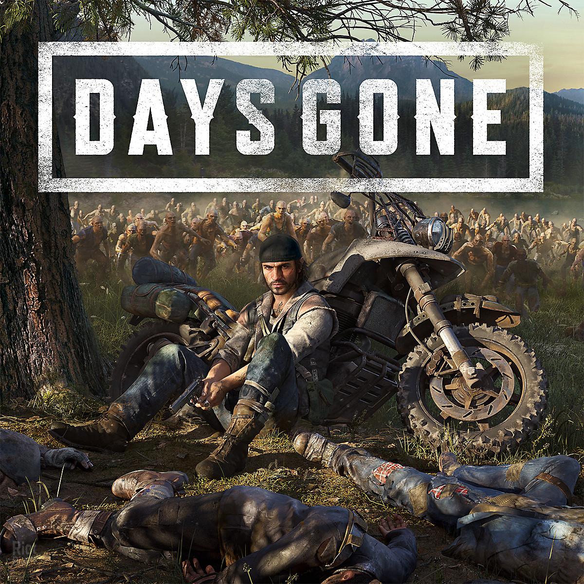 Days Gone (PS4) für 41,99€ (PSN Store PS+)