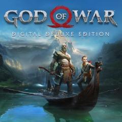 God of War Digital Deluxe Edition (PS4) für 27,99€ (PSN Store PS+)
