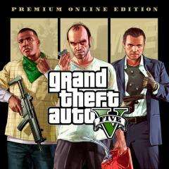 Grand Theft Auto V Premium Online Edition (PS4) für 13,99€ (PSN Store PS+)