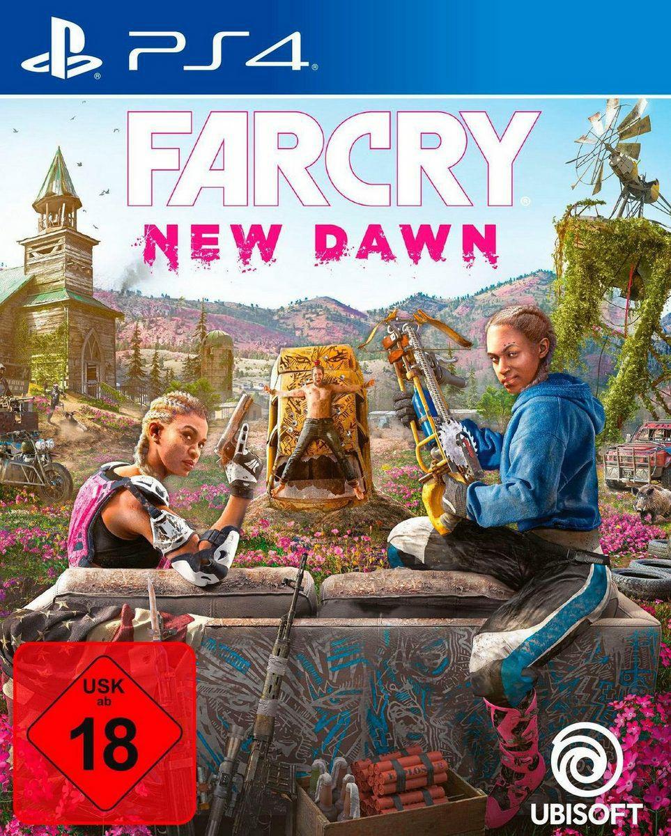 Far Cry New Dawn - Standard-Edition (PS4)