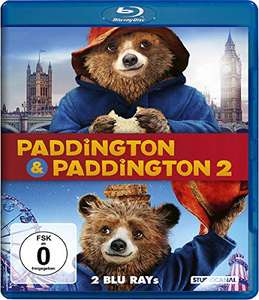 Paddington & Paddington 2 (Doppelset Blu-ray) für 9,97€ (Amazon Prime)