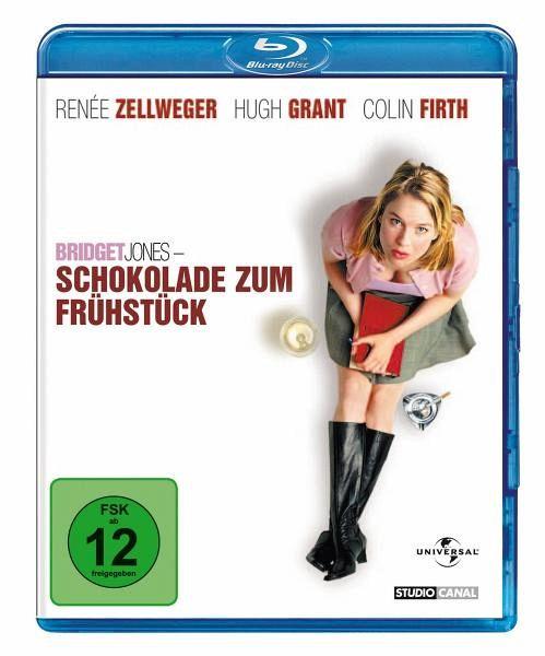 Bridget Jones - Schokolade zum Frühstück (Blu-ray) für 3,68€ (Dodax)