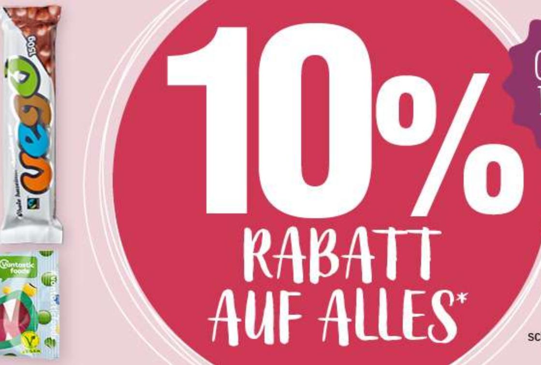 10% auf alles bei alles-vegetarisch.de