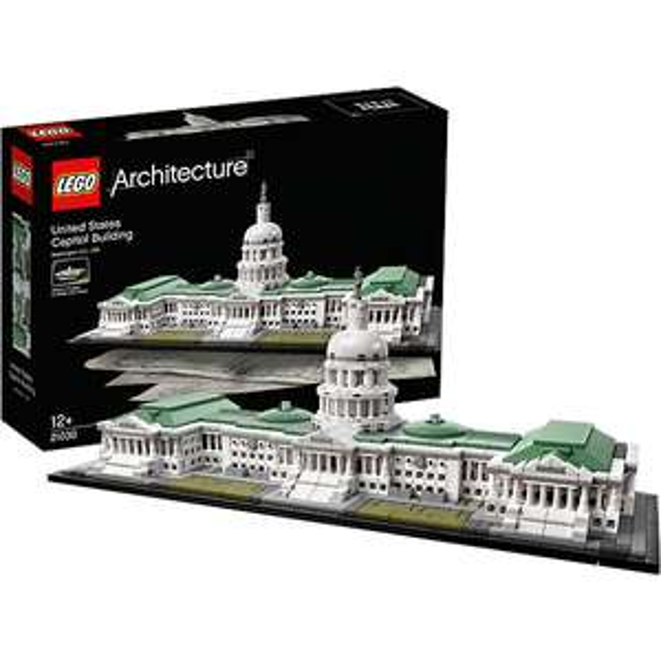 LEGO 21030 Architecture bei mytoys- Kapitol - inkl. Versand 58,62 // Payback, Gratisversand und Newslettercoupon möglich