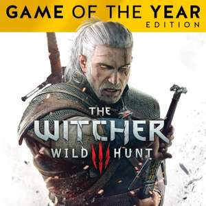 The Witcher 3: Wild Hunt – Game of the Year Edition (PS4) für 14,99€ (PS+)