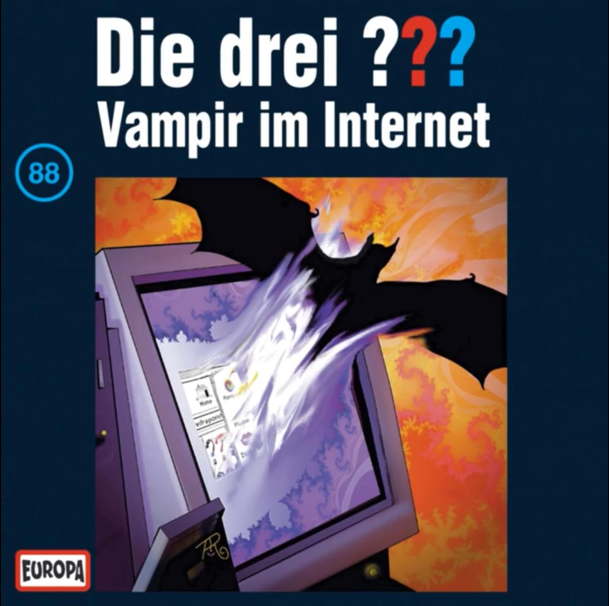 Die drei ??? (088) – Vampir im Internet [Hörspiel - YouTube]
