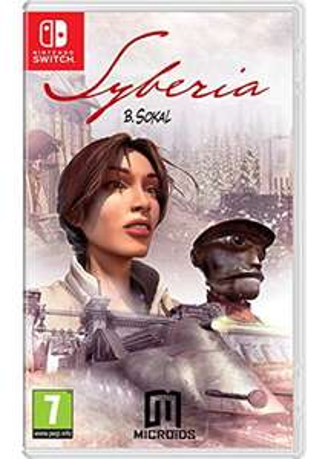Syberia (Switch) für 12,66€ (Base.com)