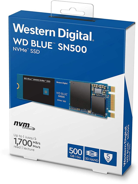 Speicherwoche Tag 5: z.B. WD Blue SN500 NVMe 500GB - 57€ | Ballistix TM Sport LT 2x 8GB DDR4-3000 CL15 - 59€