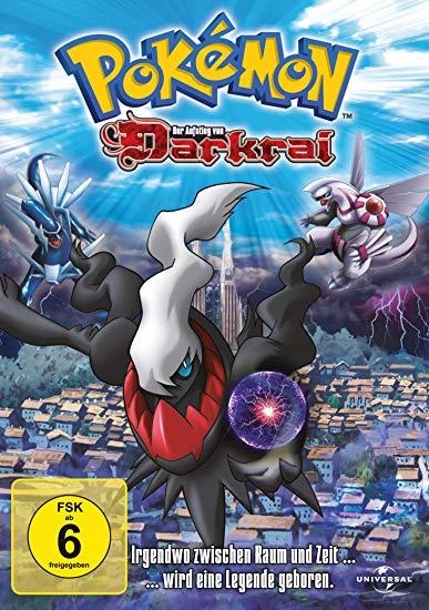 """""""Pokémon – Der Aufstieg von Darkrai"""" kostenlos im Stream (Pokémon-TV)"""