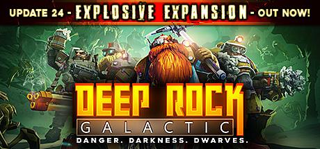 Deep Rock Galactic - Steam Free Weekend