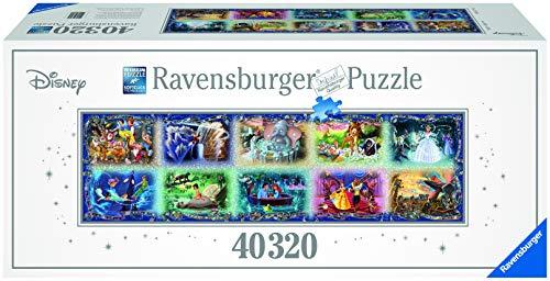 Ravensburger 17828 Mickeys 90. Geburtstag o. Ravensburger 17826 Unvergessliche Disney Momente über 40000 Teile [Amazon]