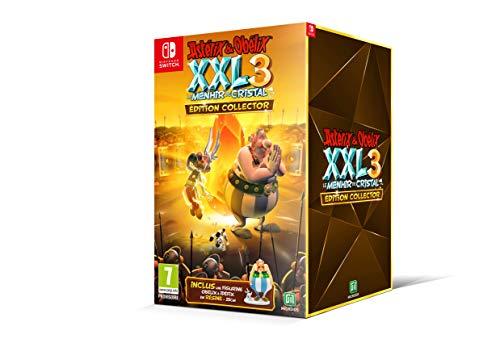 Asterix & Obelix XXL3 - Der Kristall-Hinkelstein Collector's Edition (Switch & PS4) für je 65,39€ (Amazon ES)