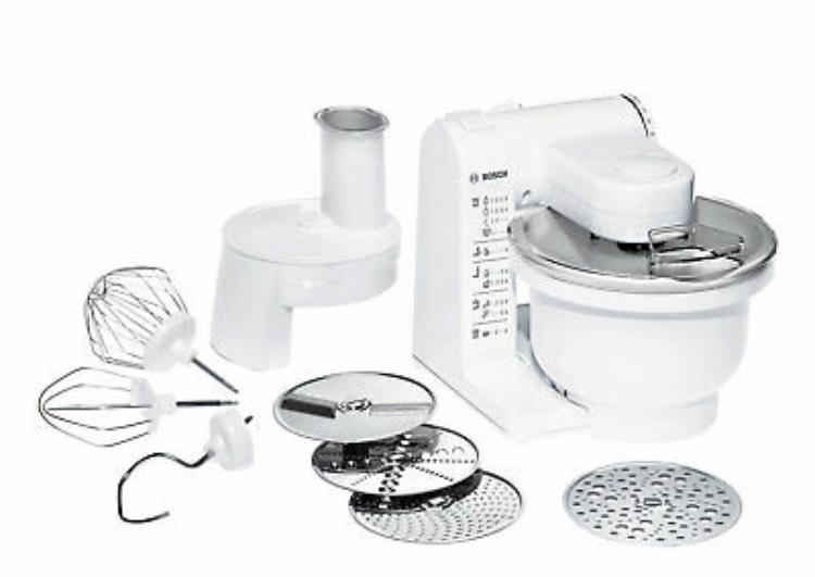 Bosch MUM4427 Küchenmaschine Universal-Küchenmaschine MultiMotion 500 Watt