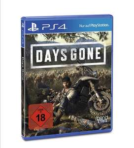 [PS4] Days Gone - Standard Edition