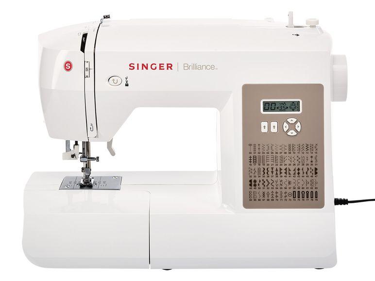 LIDL SINGER Elektronik-Nähmaschine Brilliance 6180