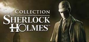 [Steam] The Sherlock Holmes Collection (6 Spiele) für 5,59€ @ IndieGala