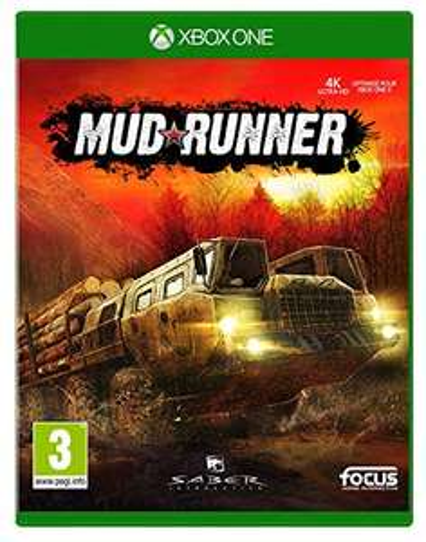 Mudrunner: a Spintires Game (Xbox One) für 13,80€ (Amazon ES)
