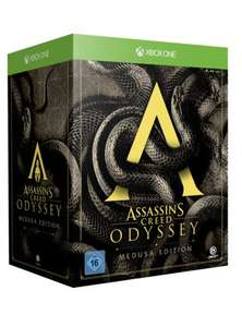 Assassin's Creed Odyssey Medusa Edition (Xbox One) [Expert]