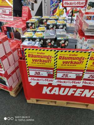 [Lokal Mediamarkt Weiterstadt] Pokemon: Let´s Go, Pikachu! + Pokeball Plus SWITCH