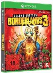 Borderlands 3Deluxe Edition (Xbox One) [Netgames]
