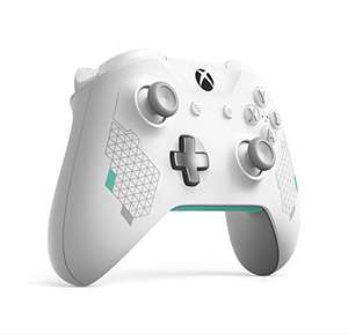 Microsoft Xbox Wireless Controller Sports Weiß, Special Edition für 50€ [Amazon.fr]