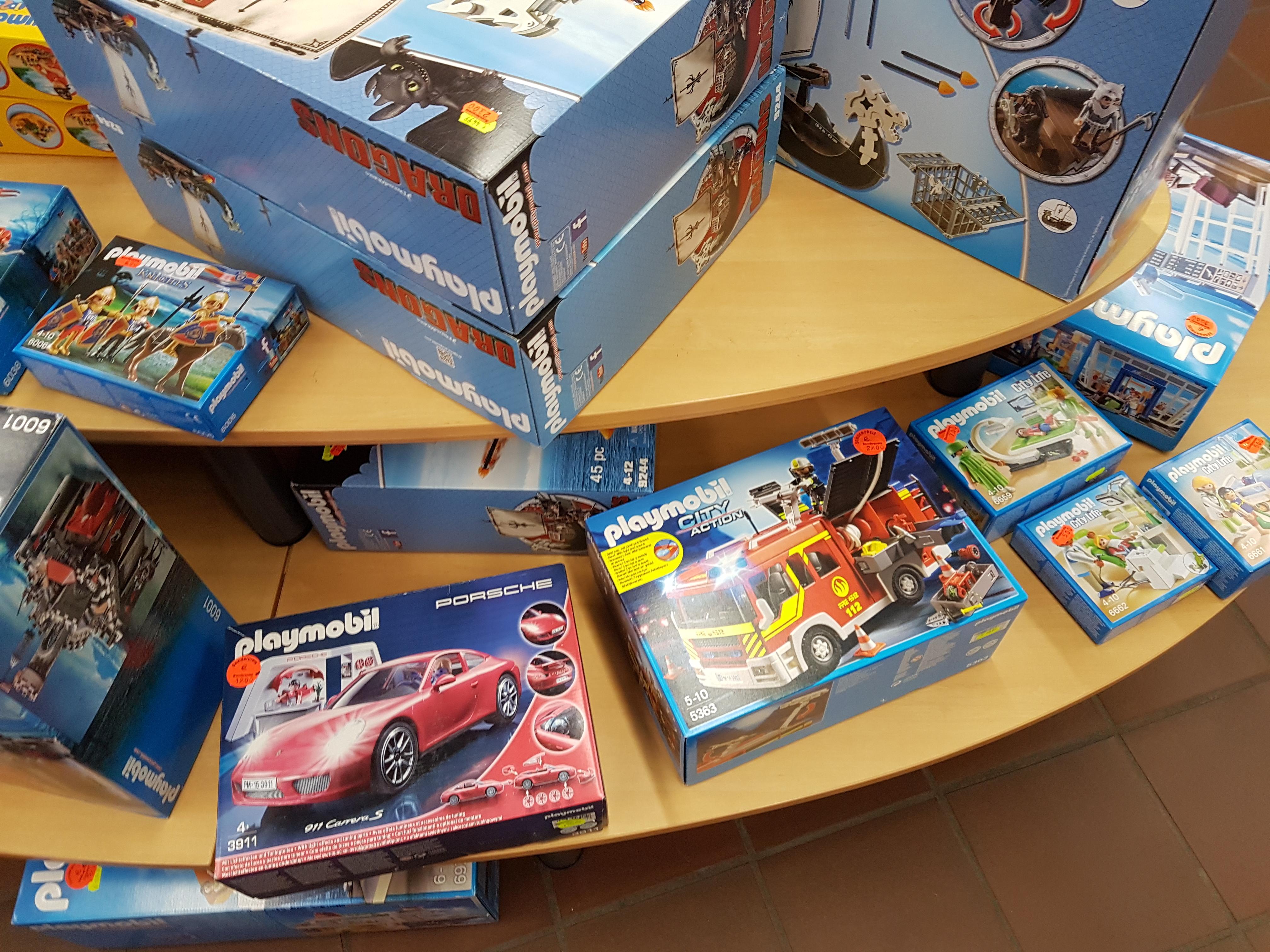 (Lokal Schramberg) Playmobil Sonderverkauf bis zu 50% unter UVP