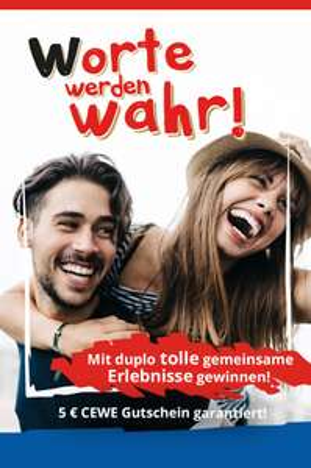 5 Euro Cewe Fotobuch GS durch Online Gewinnspiel Ferrero