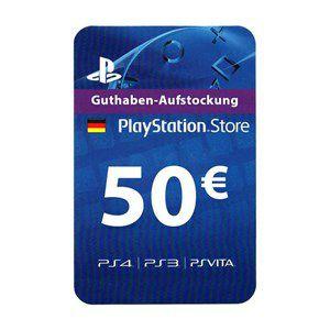 50€ PSN Guthaben für 41,05