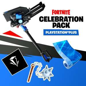 Fortnite: Battle Royale - Celebration Pack (Kostenlos für PS+)