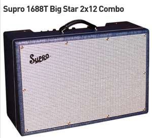 SUPRO BIG SIR 1688T VINTAGE AMP (CLASS A)