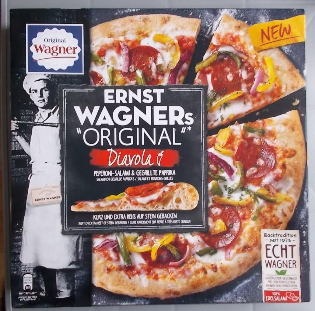 """[Tegut] Ernst Wagners """"Original"""" Pizza dank Scondo für 1,99€"""