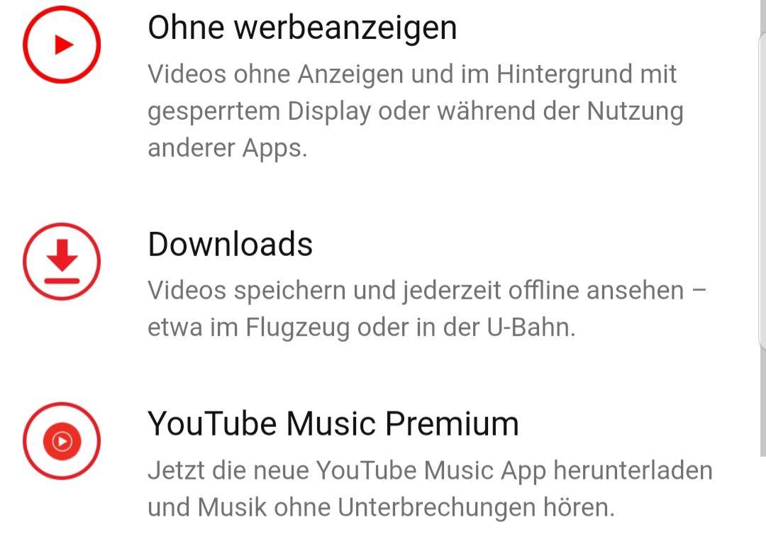 3 Monate YouTube Premium gratis [Studenten]