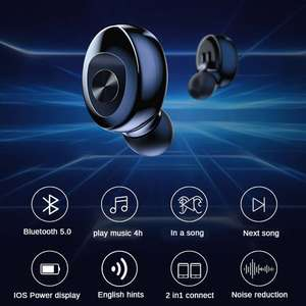 350mAh XG12 TWS Bluetooth Kopfhörer