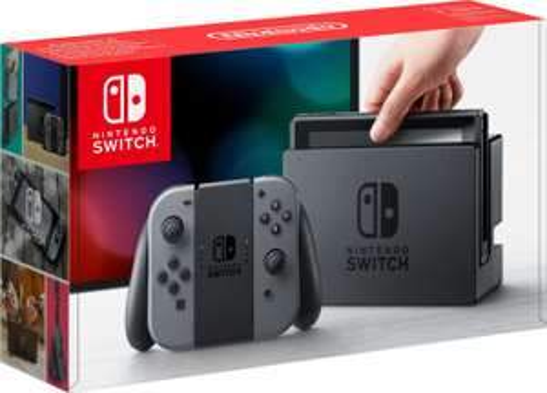 Nintendo Switch Konsole 1. Gen für 238,45€ inkl. Versandkosten - nur 15 Stück verfügbar [ebay App]