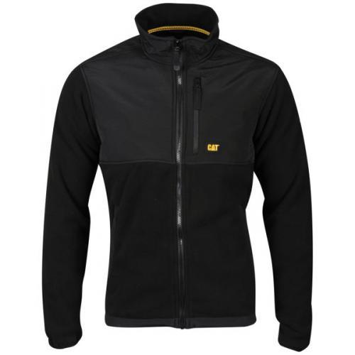 Caterpillar™ - Herren Fleece-Jacke (Black) für €25,38 [@Zavvi.com]
