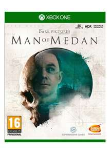 The Dark Pictures: Man of Medan (Xbox One & PS4) für je 21,62€ (Base.com)