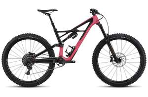 MTB Enduro Specialized Enduro FSR Elite (Carbon, SRAM GX)  650B - 2018 (M)