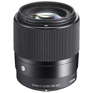 [Ebay APP Only] Sigma 30mm F1,4 Sony E-Mount