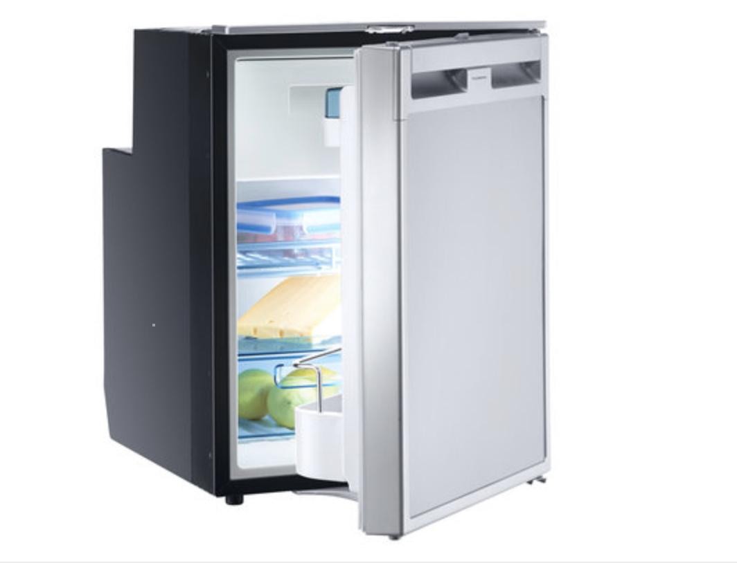 Dometic Kompressor-Kühlschrank 45L CRX50 silber für Wohnmobil, Boot, o.ä.