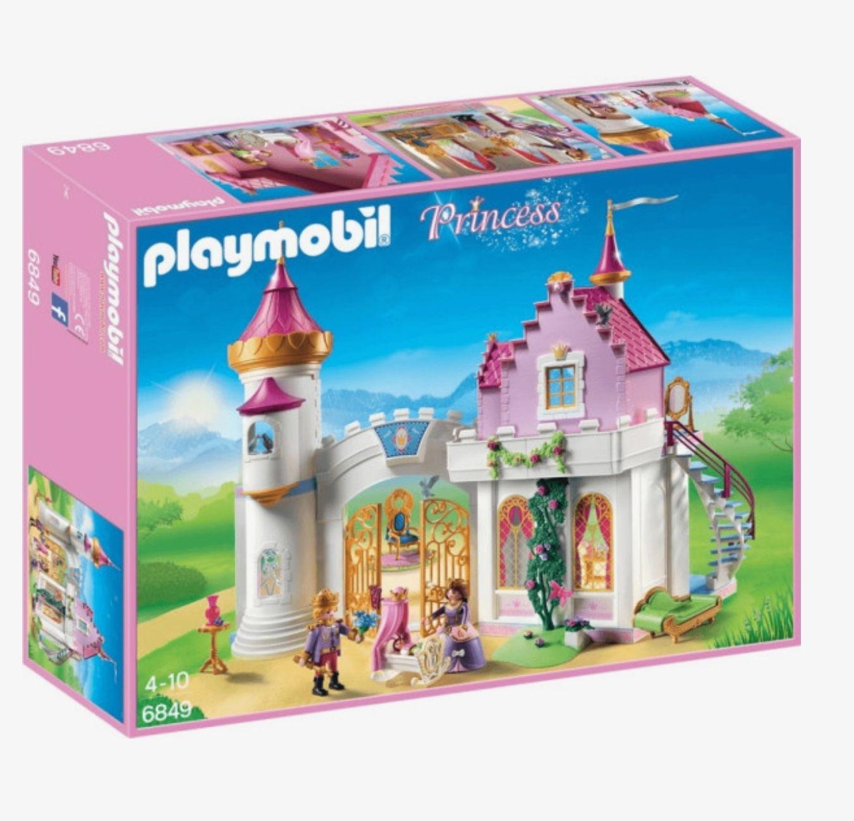 [Lokal Ochtrup] Playmobil 6849 Princess Schloss. Im Outletcenter ab 13 Uhr geöffnet. Verkaufsoffener Sonntag nur  heute.