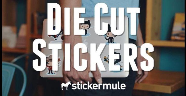 [Stickermule] 10 individuelle Sticker wieder für 86 Cent verfügbar