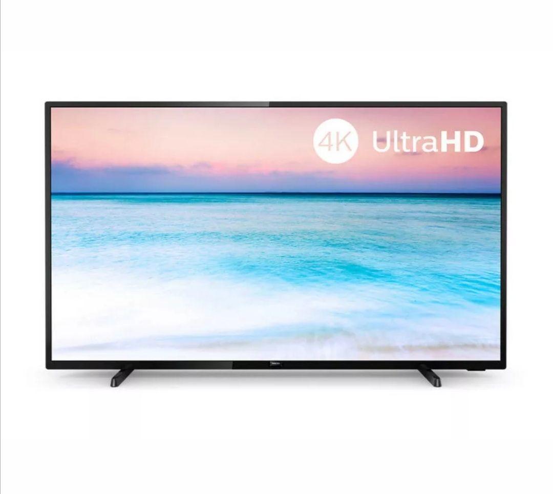 Philips 50 Zoll TV 50PUS6504/12 ( 4K + Dolby Atmos ) [Bestpreis]