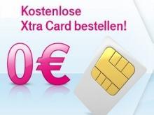 Xtra Card von der Telekom gratis statt 10 Euro