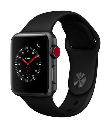 Apple Watch Series 3 GPS + Cellular 38mm bei Expert für 259€!