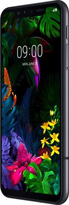 LG G8s DualSim schwarz 128GB Widerrufs-Retoure/ geöffneter Sonderposten