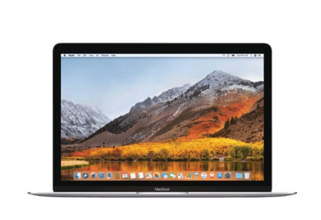 [SATURN] APPLE MNYH2D/A MACBOOK, NOTEBOOK MIT 12 ZOLL DISPLAY, CORE M3 PROZESSOR, 8 GB RAM, 256 GB SSD, INTEL® HD-GRAFIK 615, SILBER