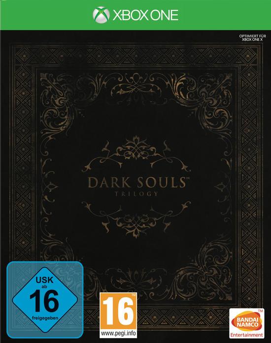 Dark Souls Trilogy (Xbox One) für 29,99€ (GameStop)