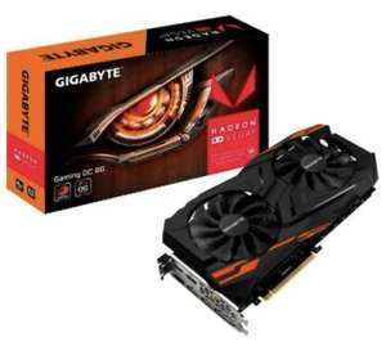 Gigabyte Radeon RX Vega 56 Gaming OC